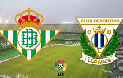 Real Betis vs Leganes