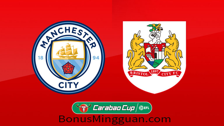 Manchester City vs Bristol City