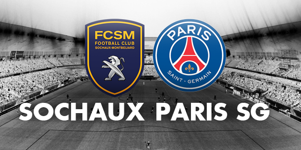Sochaux vs Paris Saint Germain